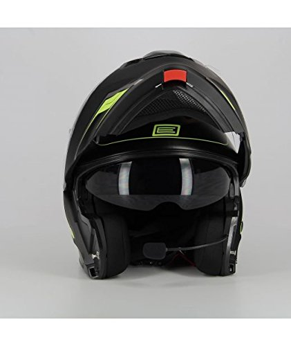 Amazon.es: Origine Helmets - Casco abatible con Bluetooth integrado Delta Motion Matt, 204271729100103, Lima, S