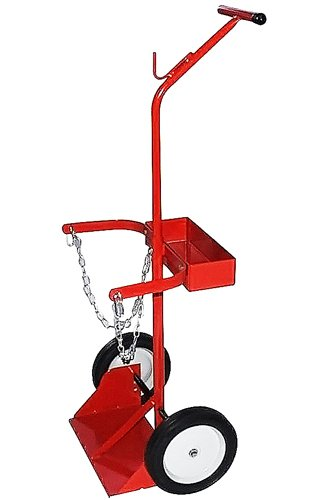 Milwaukee Hand Trucks 40143 2-Tank Cylinder ()