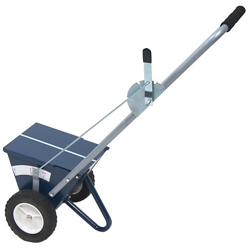 Alumagoal All-Steel Dry Line Marker, 2-Wheel (Baseball Field Lining)