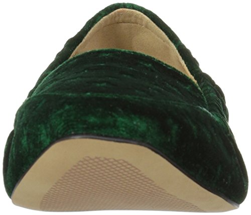 Loafer Flat Green Pine Scrunch Women's Zaylie Fix The wIqvB7v