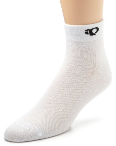 Pearl iZUMi Attack Sock,White,Medium