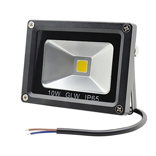 Glw 10w 12v ac or dc warm white led flood light waterproof outdoor glw 10w 12v ac or dc warm white led flood light waterproof outdoor lights 750lm 80w aloadofball Gallery