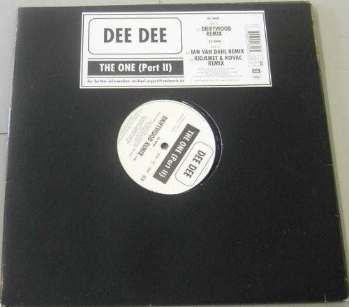 The one-Part 2 (Driftwood Remix, 2002) / Vinyl Maxi Single [Vinyl 12''] - Wood 12' Part