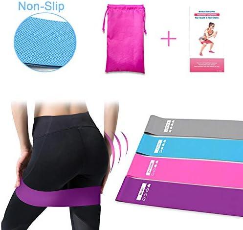 Rantizon Resistance Anti Slip Exercise Stretching