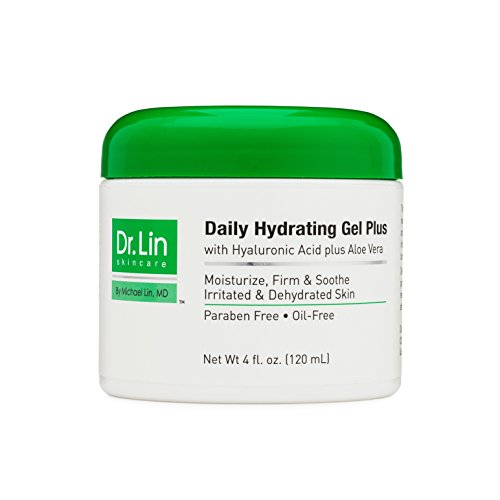 Dr. Lin Skincare Daily Hydrating Gel, 4 Ounce