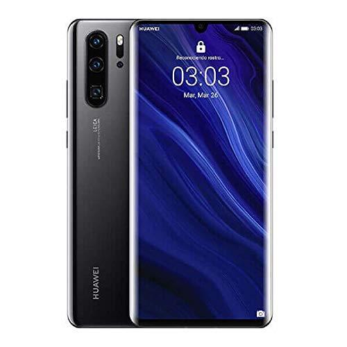 Huawei P30 Pro 8 Stunning 6.47 Inch OLED Display, Android.TM 9.0 Pie, EMUI 9.1.0 Sim-Free Smartphone - International Version/No Warranty (Midnight Black Dual Sim VOG-L29, 256GB)... (Latest Phones)