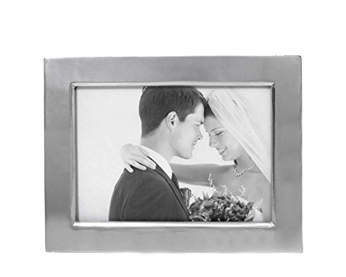 Arthur Court Designs Aluminum 5x7 Engravable Photo (Engravable Picture Frames)