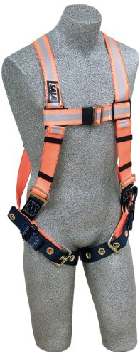 DBI/SALA Talon 3102115 Fall Protection Self Retracting Lifeline, 8.5-Ft Tie-Back Twin-Leg, Tie-Back Hooks, Quick Connector For Harness Mount by Capital Safety B006902P80