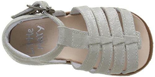 Little Mary Hosmose - Zapatos de primeros pasos Bebé-Niños Beige (Valentia Craie)