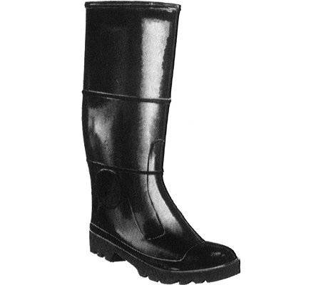 "Tingley Men's PVC Steel Toe 15"" Knee Boot"