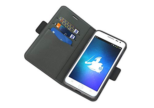 DefenderShield Compatible iPhone 6 Plus EMF Radiation Case - Anti Radiation Shield & RFID Blocking Wallet Case - Cell Phone Case for Radiation Protection