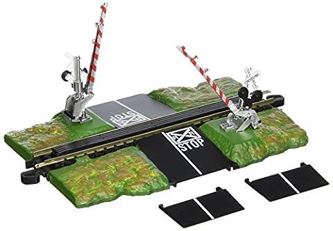 Bachmann E-Z Track Crossing Gate - N Scale (Bachmann N Scale Track Layouts)