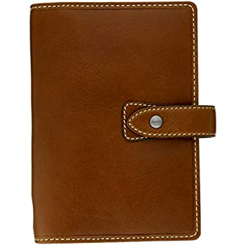 Amazon.com : Filofax Weekly Daily Planner Malden Ochre ...