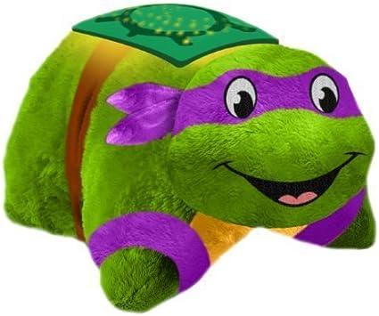 Teenage Mutant Ninja Turtles Raphael Figure Soft Lite TMNT NIGHT LIGHT BRAND NEW