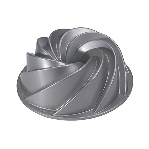 Nordic Ware Platinum Collection Heritage Bundt Pan 80637AMZ
