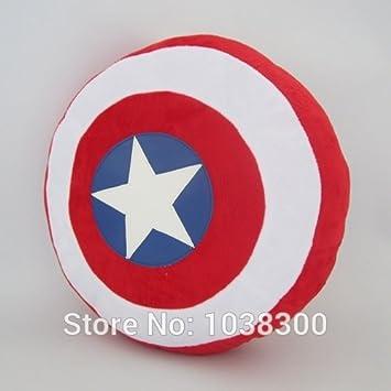 Amazon.com: EMS 32 cm Capitán América de los Vengadores ...