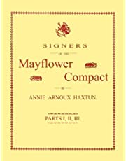 Signers of the Mayflower Compact. Three Parts in One