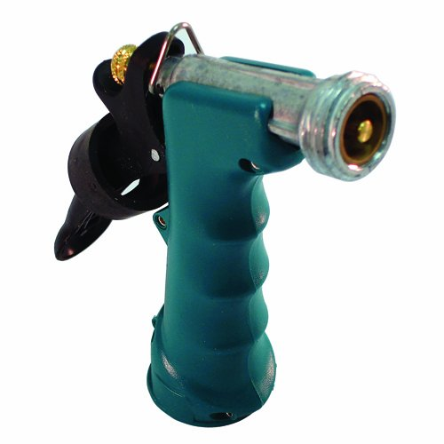 Gilmour Insulated Grip Nozzle - Gilmour 571TFR Metal Threaded Front Nozzle with Insulated Grip