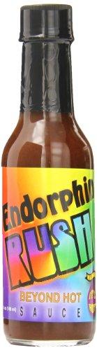 - Endorphin Rush Beyond Hot Sauce, 5 Ounce