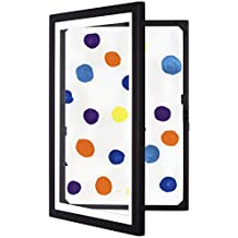 Lil' Davinci Store & Display Art Cabinet Frame, 12 Inches x 18 Inches