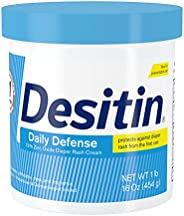 Desitin Rapid Relief - Crema para pañales, Ivory, 16 Ounce (Pack of 1)
