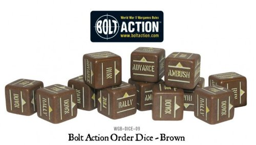 Action Dice - 6