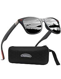 Polarized Sunglasses for Men Women/Retro Style Vintage Round Key Shape Nose/Outdoor sports beach sunglasses UV400