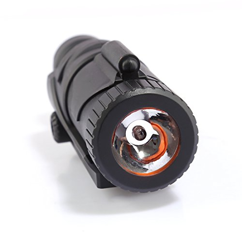 Price comparison product image Flashlight, PINCHUANGHUI ABS Modified Part Tactical Flashlight for Nerf Elite Series - Black