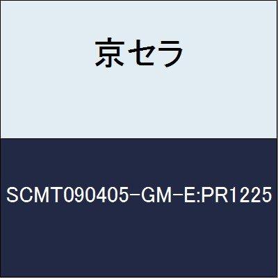 京セラ 切削工具 チップ SCMT090405-GM-E:PR1225 B079XZ1Y4T