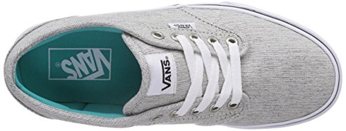 Low Black Vans Trainers Top Women's White Atwood vXRawqEPx