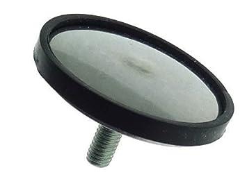 Cubierta para Agujero de tapón ciego para coche camión trasera limpiaparabrisas de antena: Amazon.es: Electrónica