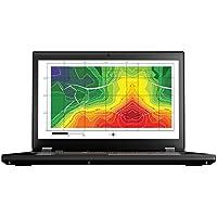 Lenovo ThinkPad P50 20En 15.6 Notebook, 16 GB RAM, 512 GB SSD, NVIDIA Quadro M2000M , Black (20EN001RUS)