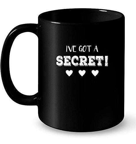 Ive Got a Secret Im Going to be a Big Cousin Funny Ceramic Mug