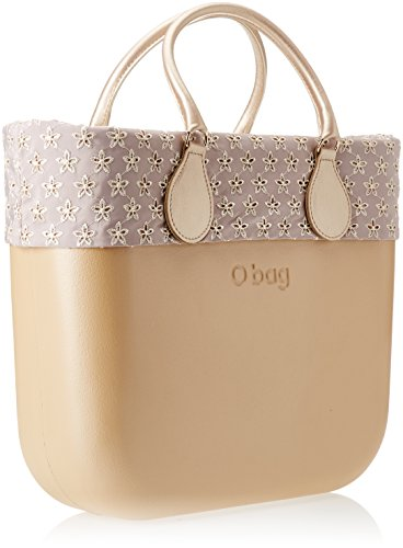B001 Top champagne 483 Multicolore handle Obag Women's Bag Multicolour TOtwn5W7qW