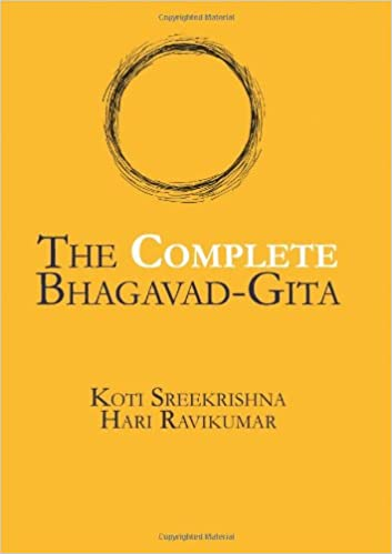 The complete bhagavad gita a verse by verse self study guide to the complete bhagavad gita a verse by verse self study guide to master the ancient text with new insights koti sreekrishna hari ravikumar 9781494386115 fandeluxe Image collections