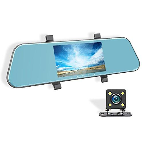 Mirror Dash Camera - XME Car Recorder Video 5