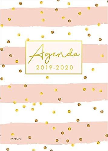 Agenda semanal 18 meses - Julio 2019 a Diciembre 2020 ...