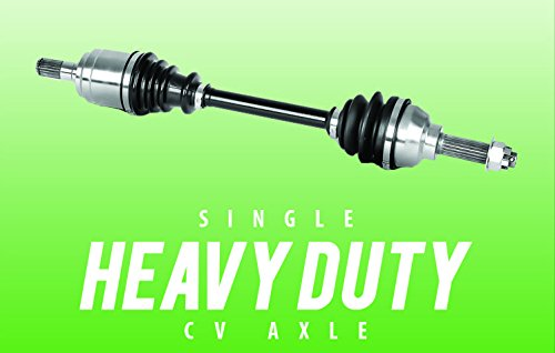 2014 Can-Am Maverick 1000R Rear (Back) Right Premuim Heavy Duty ATV UTV Complete CV Axle Shaft (Axel Assembly)