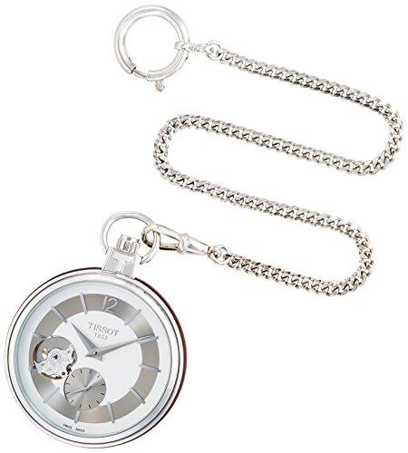 Tissot T8544051903700 Pocket Mens Swiss Watch
