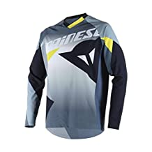 Dainese Cut and Paste Grey 2016 Hucker Long Sleeved MTB Jersey