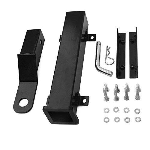 Lonwin Rear Seat Trailer Hitch with Receiver