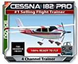 Cessna 182 4CH RTF Electric RC Plane