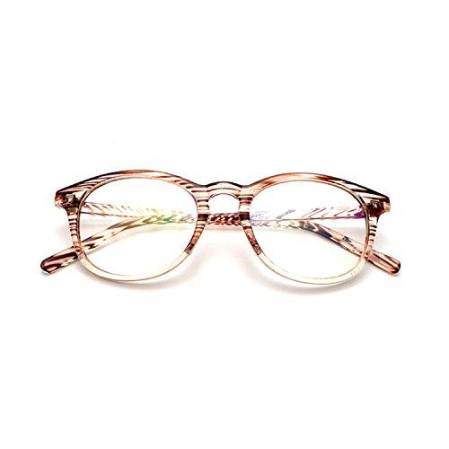 7d40a6bd11a6c Aoligei Retro lunettes cadre Fashion centaines images étudiant cadre miroir  I ...