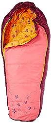 Kelty Woobie 30 Degree Kids Sleeping Bag - Hot Pink