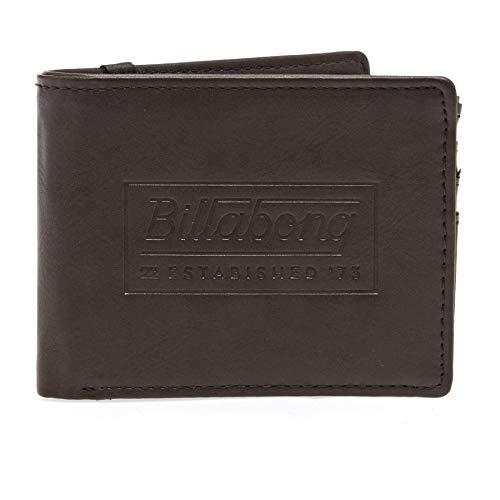 Billabong Walled Wallet One Size Chocolate (Billabong Card Wallet)