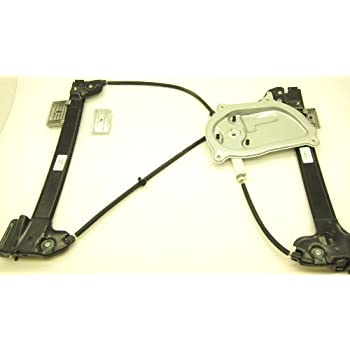 VW VOLKSWAGEN OEM 06-10 Beetle Door-Window Lift Regulator 1Y0837462F