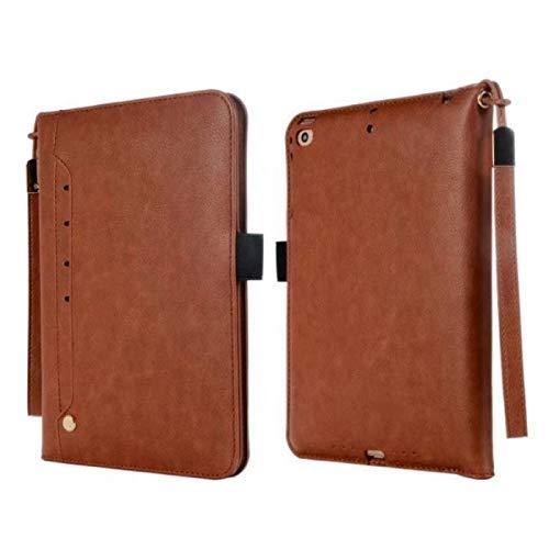 RubyShopUU Mini 3/2/1/4 Retro Briefcase Hand Belt Holder Leather Case for Apple ipad Mini 4 2 3 Auto Wake Up/Sleep Stand Flip Bags Cover