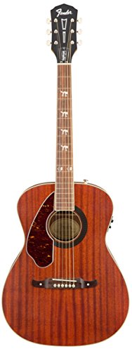 Fender Tim Armstrong Hellcat Acoustic Guitar - Natural - Left Hand (Tim Acoustic Armstrong)