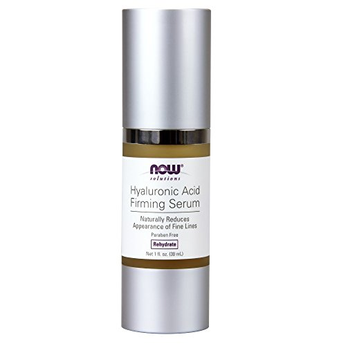 NOW Hyaluronic Acid Firming Serum,1-Ounce