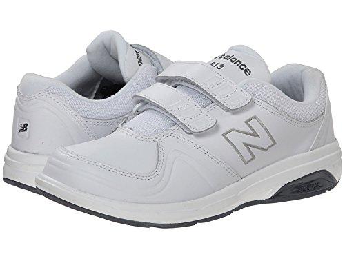 [new balance(ニューバランス)] レディースウォーキングシューズ?靴 WW813Hv1 White 13 (30cm) 2A - Narrow